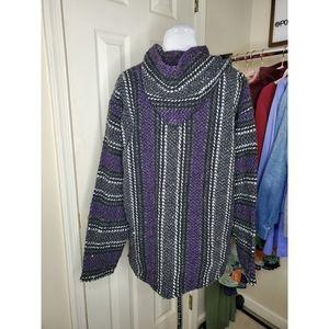 baja joe Sweaters - Baja Joe Rasta Pullover | XL